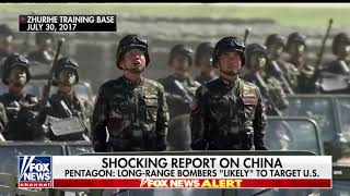 Pentagon warns China is expanding military ops to target US Fox News