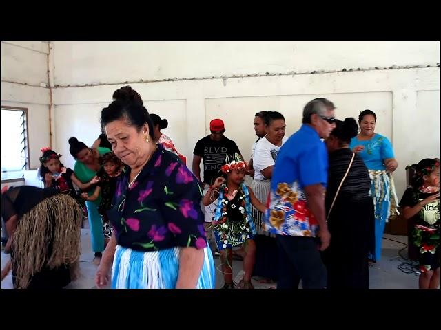 Levée de fonds pour l'école de Niuatoputapu
