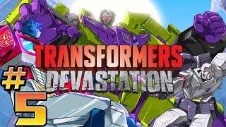 Transformers: Devastation Part 5 - A prime problem (PS4)