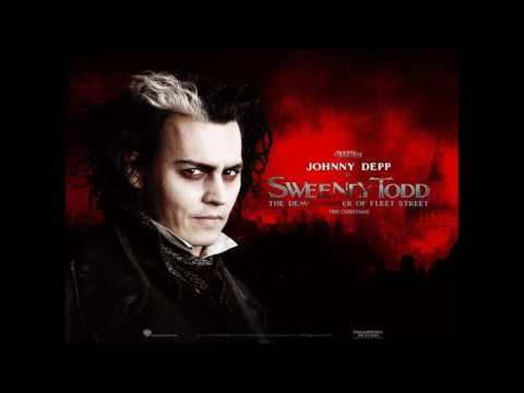 Sweeney Todd (THE MOVIE)  Not While I'm Around - Demo Karaoke Backing Track