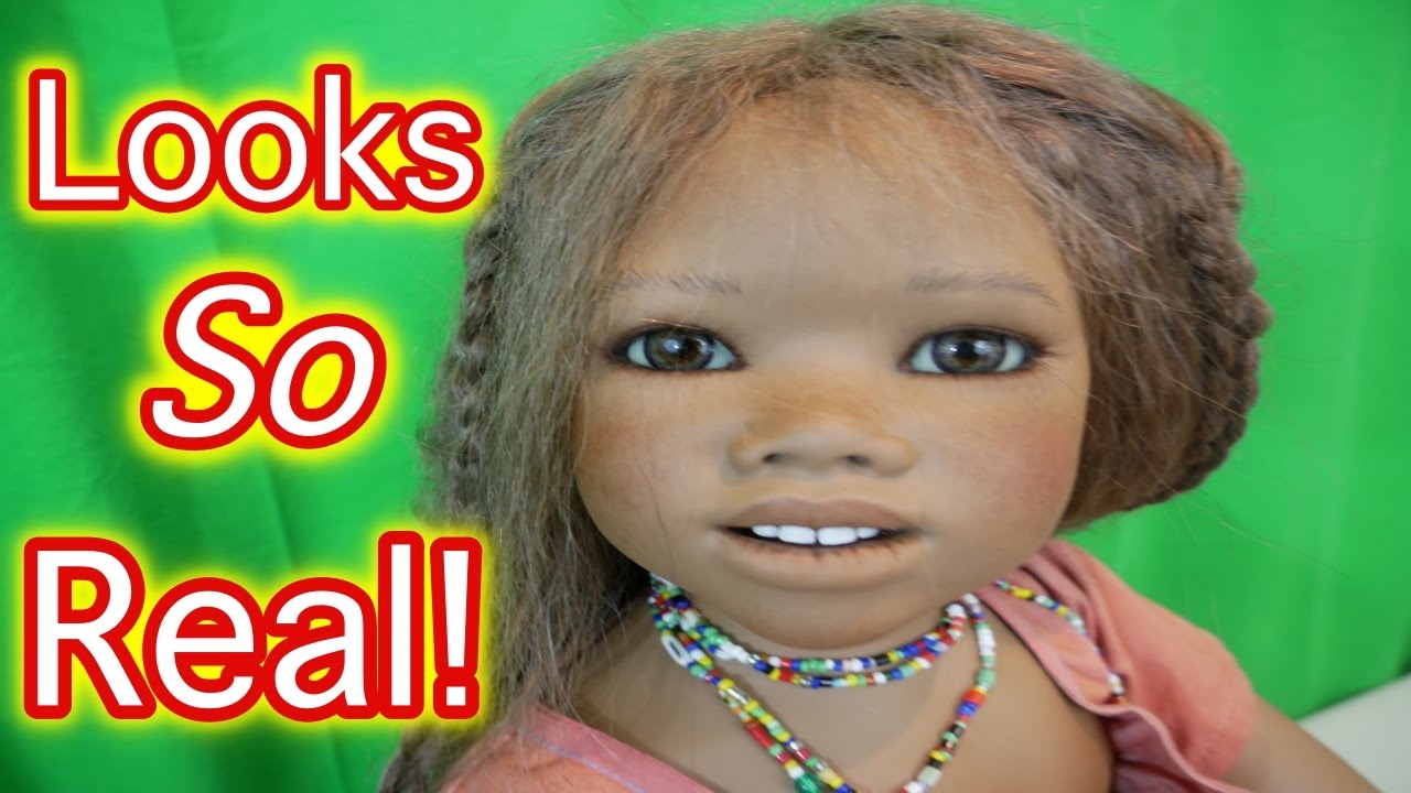 Reborn Kid Box Opening Of Life Like Child Size Doll