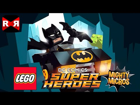 LEGO DC Super Heroes Mighty Micros - iOS / Android - Gameplay Video