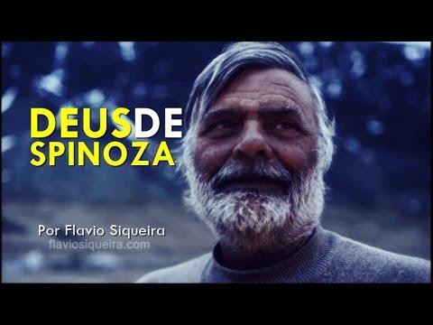 """Deus de Spinoza"" por Flavio Siqueira"
