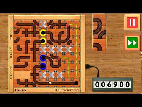 Marble Mania - Ball Maze - EPISODE 6 - Android Mobile Games 4 Kids