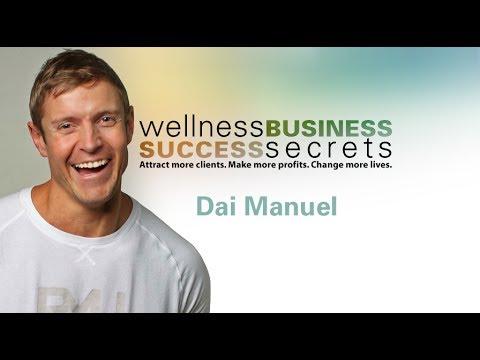 Dai Manuel's Interview with Jasper Dayton from the Wellness Business Success Secrets Event