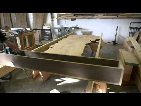 "FTF #16 Make A 60"" Planer/Jointer With Your Router, How To"