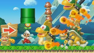 Not all Super Mario Maker levels are made equally