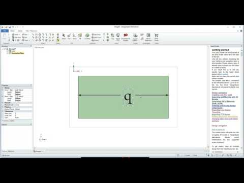 Add 3D Text In Design Spark Mechanical using Only Design Spark