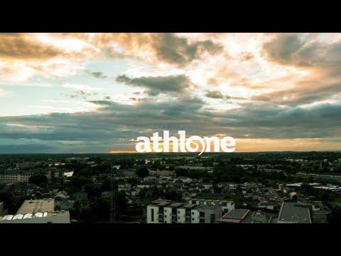 Athlone - au coeur de l'Irlande