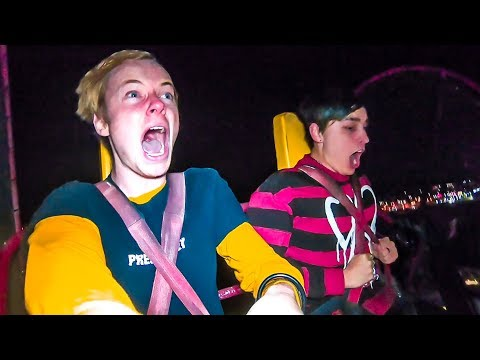 overnight-at-amusement-park!-w/-sam,-colby,-corey-&-jake-webber
