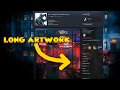 HOW TO: LONG ARTWORK STEAM PROFILE (steam profile tutorial)