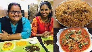 ഇളനീർ സർബത്ത് Ayira Meen Curry & Amsavally Biriyani - Exploring Madurai Food