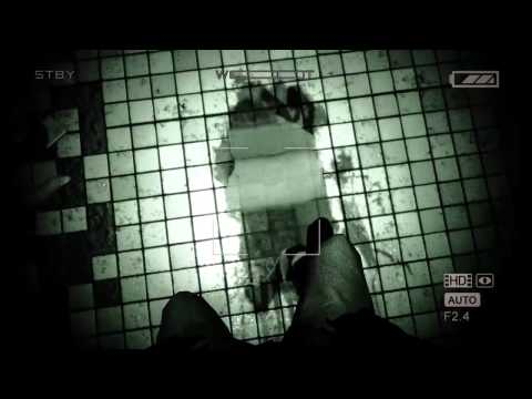 Outlast - Official Trailer from Red Barrels (E3 2013) (PS4)