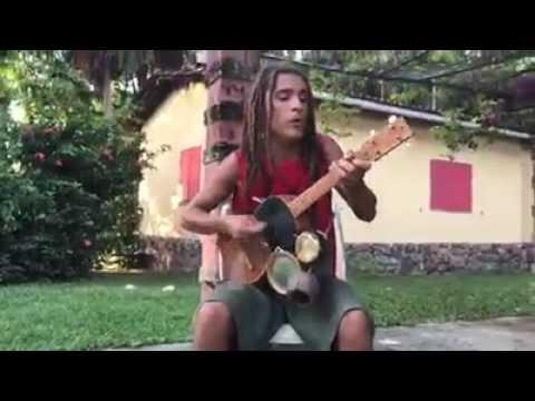 Talented Reggae Musician - Buffalo Soldier
