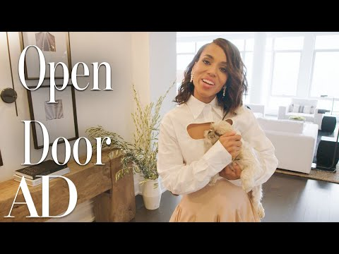 Inside Kerry Washington's NYC Apartment on the Hudson River | Open Door | Architectural Digest