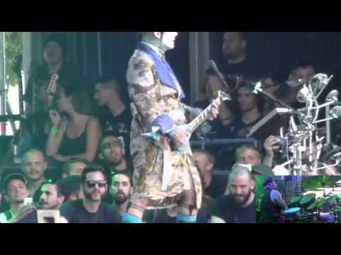 Limp Bizkit - My Way (live at Hellfest 2015)