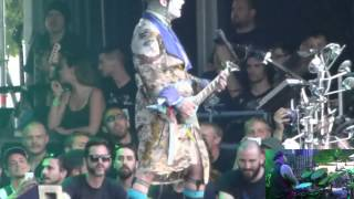 Repeat youtube video Limp Bizkit - My Way (live at Hellfest 2015)
