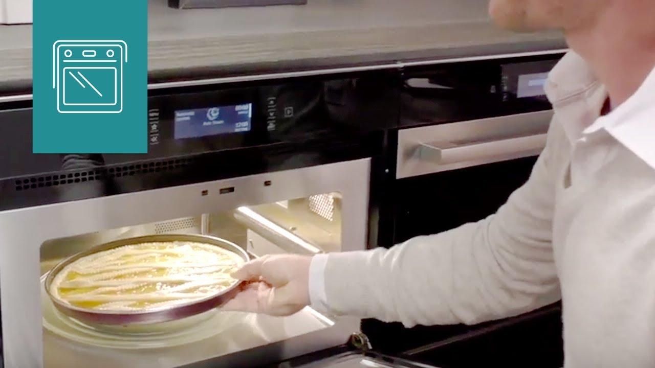 Einbau Mikrowelle Bauknecht Youtube