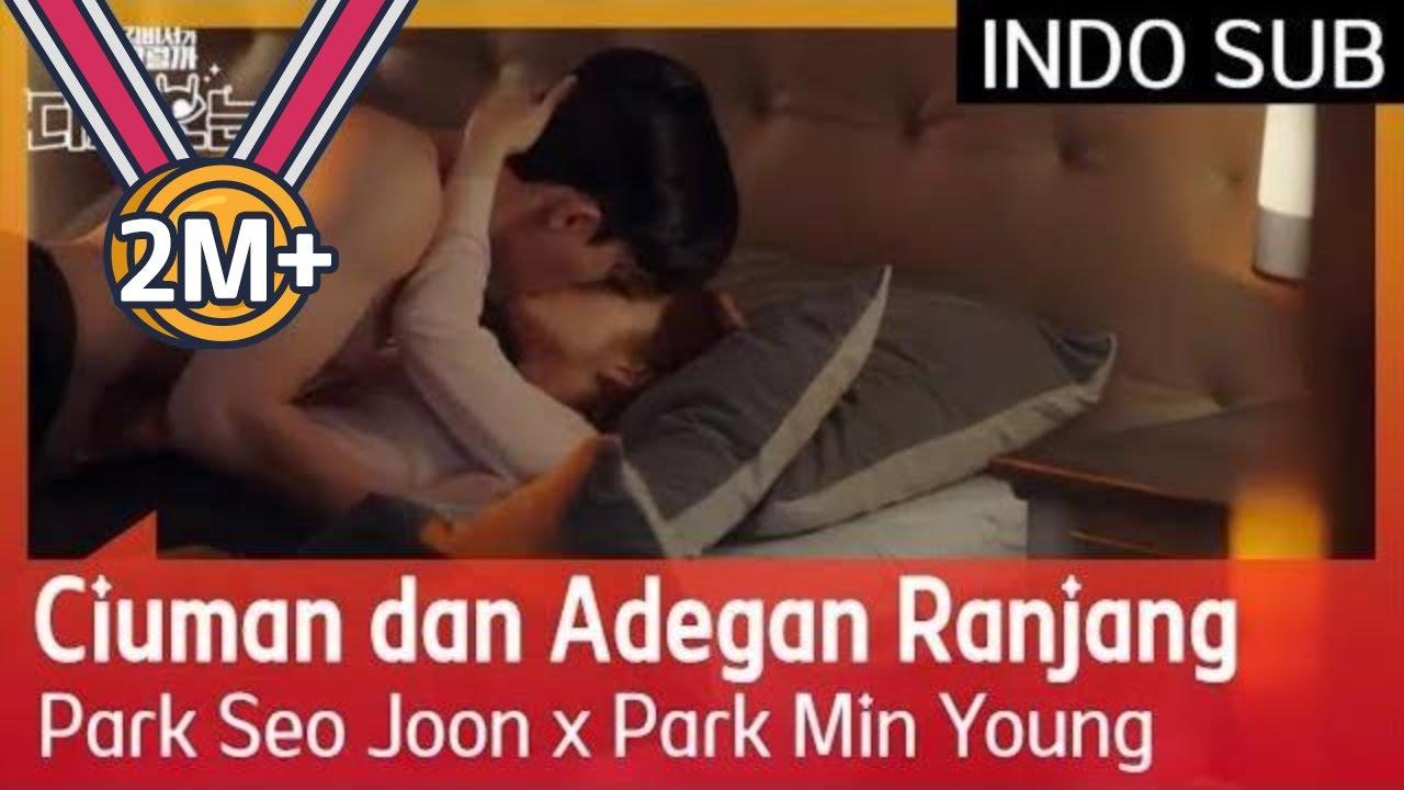 Download Ciuman dan Adegan Ranjang Park Seo Jun x Park Min Young #WhatsWrongwithSecretaryKim 🇮🇩INDO SUB🇮🇩