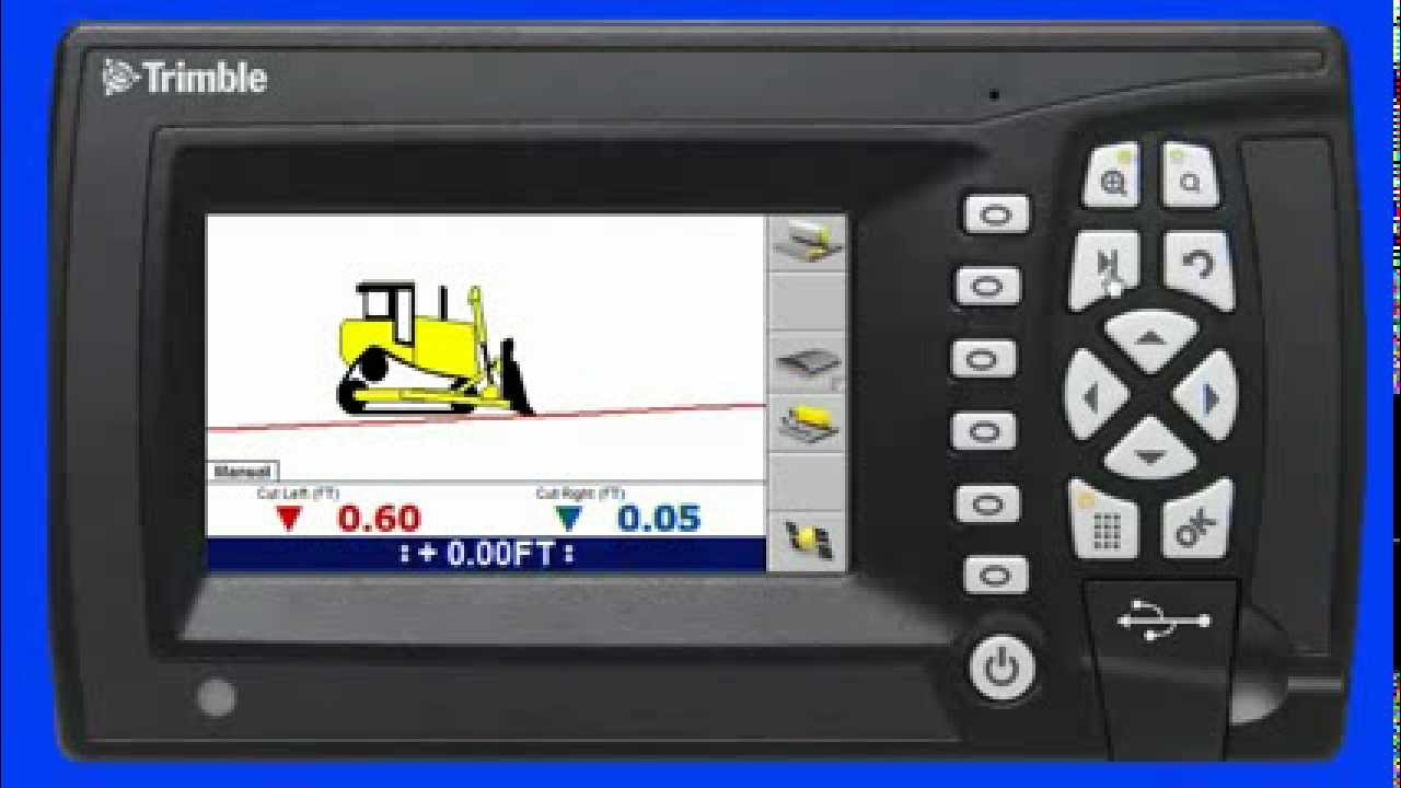 Grade Control for Dozers | Trimble Civil Engineering and Construction