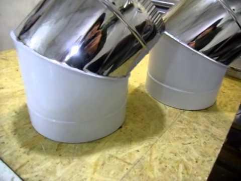 Труба versia-lux оцинкованная сталь ф120 мм 0. 5 м. Купить дымоход вы можете у нас, причем по разумным и сопоставимым с рыночными ценам.