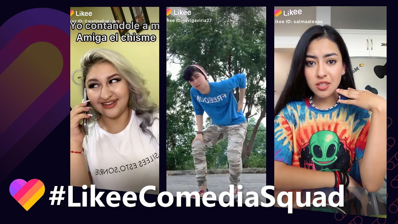 ¡¡¡Si te ríes pierdes nivel dios!!! #LikeeComediaSquad