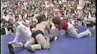 Rick Rude vs Bruiser Brody