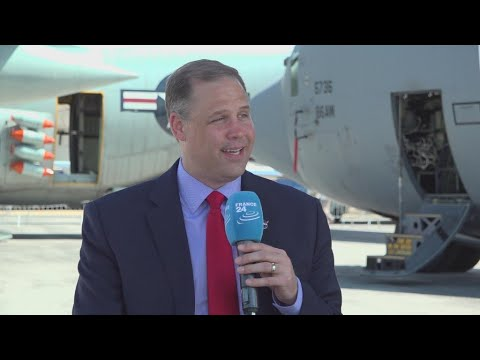 The Interview - NASA chief: 'For the first time, we're going to send women to the Moon'