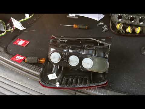 How To Replace A Jeep Grand Cherokee Turn Signal Light Doovi