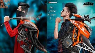 PicsArt new type editing || PicsArt bike manipulation editing || PicsArt Photo editing || new editin