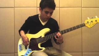Marcus Miller Renaissance I'll Be There bass cover