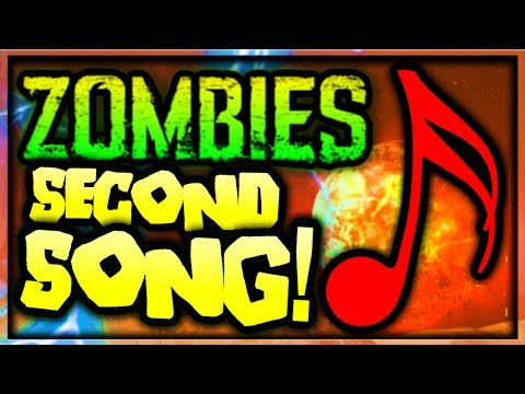 """""""MOON"""" 2ND EASTER EGG SONG GUIDE/TUTORIAL! MUSIC EASTER EGG! (Black Ops 3 ZOMBIES CHRONICLES DLC 5)"""