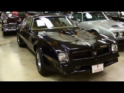 Gto Muscle Car Wallpaper 1976 Pontiac Trans Am 455 Four Speed Muscle Car Youtube