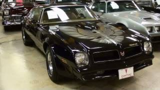 1976 Pontiac Trans Am 455 Four-Speed Muscle Car