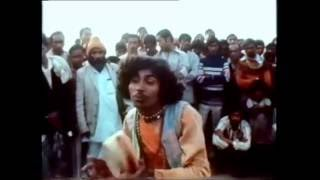 Paban Das Baul- Street Performance in India, 1979.