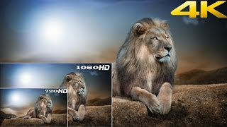 how to convert any video into 4k/8k with increase quality [2016]