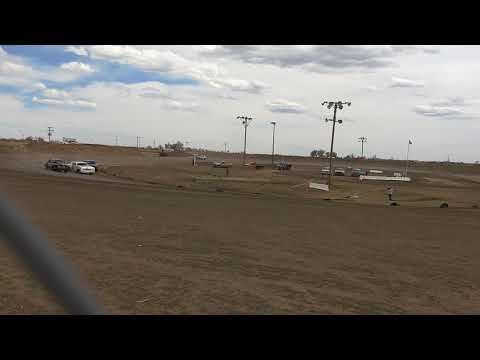 I-76 Speedway - Hobby Stock Heat Race 4/29/2018