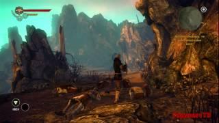 The Witcher 2. Прохождение Часть 113 (Вечный бой) ПИ