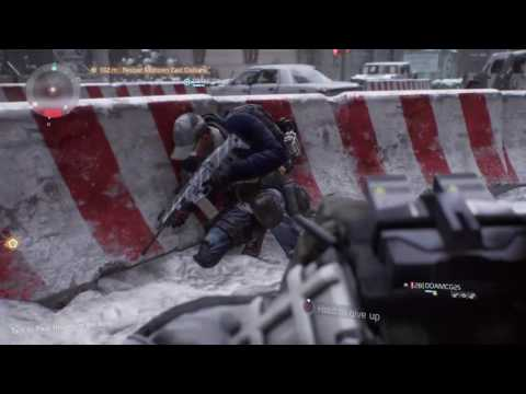 The Division Clean up