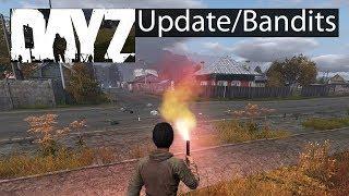 DayZ Xbox One Gameplay Update Character Wipes & Bandits Extreme