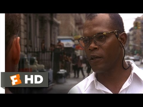 Die Hard: With a Vengeance (1995) - Bad Day in Harlem Scene (1/5)   Movieclips
