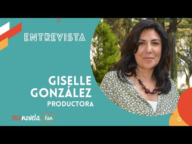Giselle González | Entrevista a productora de 'Imperio de Mentiras'