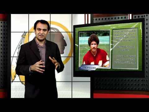 Washington Redskins Greatest Players