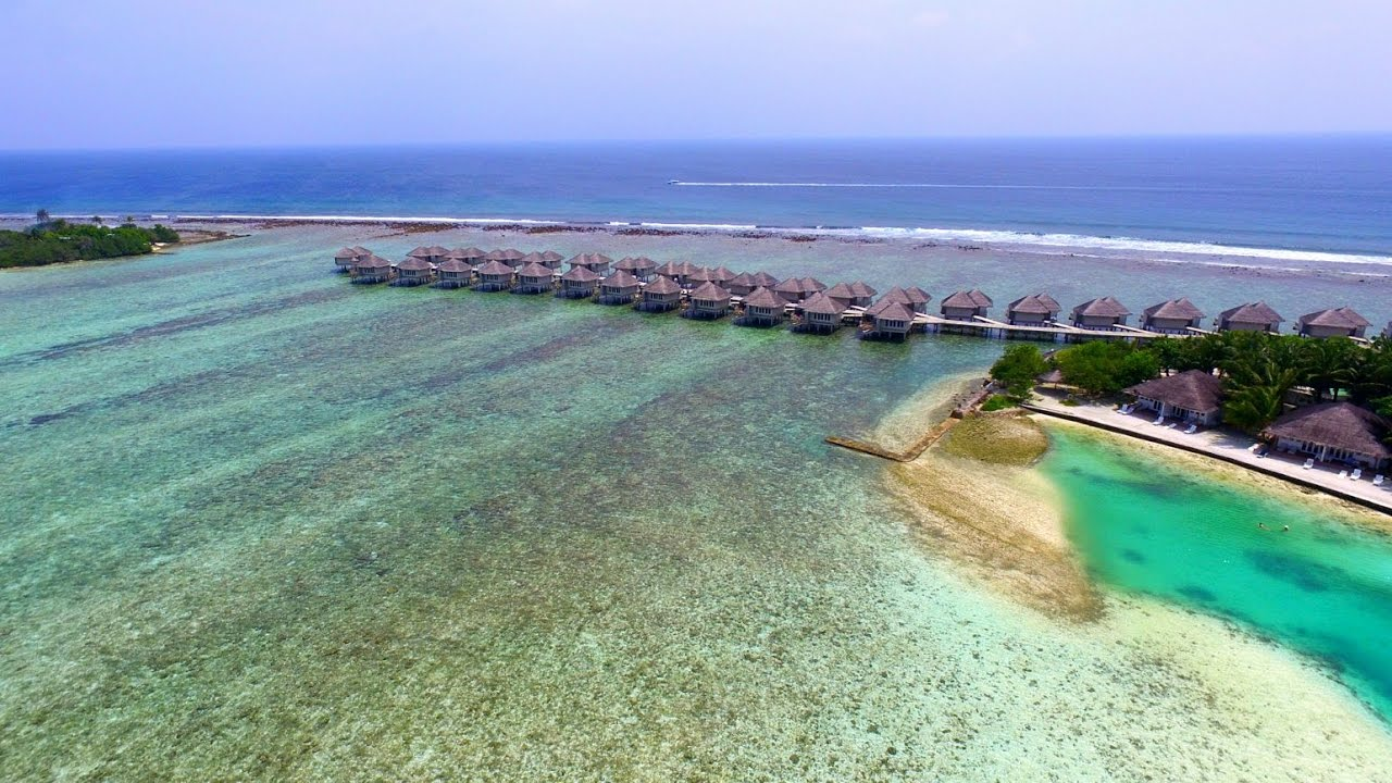 hotel cinnamon dhonveli maldives youtube. Black Bedroom Furniture Sets. Home Design Ideas