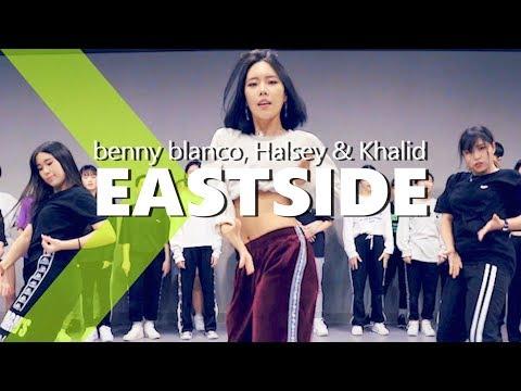 Benny blanco, Halsey & Khalid – Eastside / HAZEL Choreography.