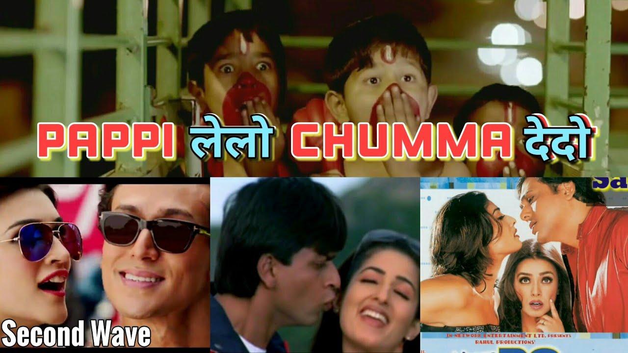 Pappi Lelo Chumma Dedo   Bollywood Chumma Pappi Kisss Songs   Second Wave