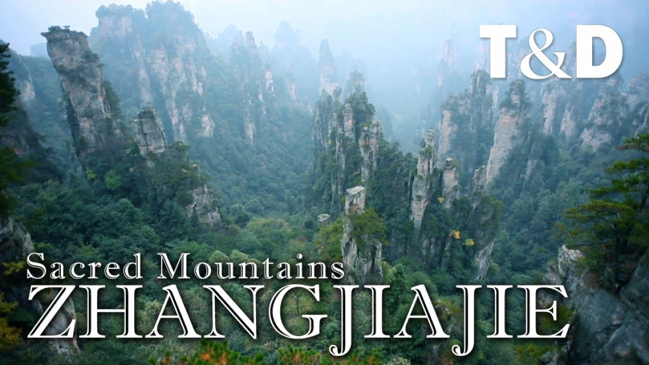 Assez ZhangJiaJie National Forest Park - China Best Place - Travel  IA92