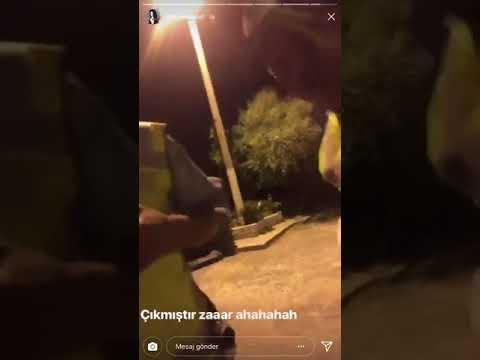 Simge Baranoğlu Alkolmetreye Üflüyor ve Alkollü Çıkıyor