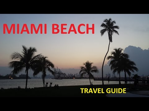 Miami Beach & Ft. Lauderdale USA travel guide