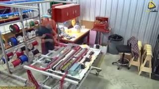 پروسه ی کامل مونتاژ تابلو برق